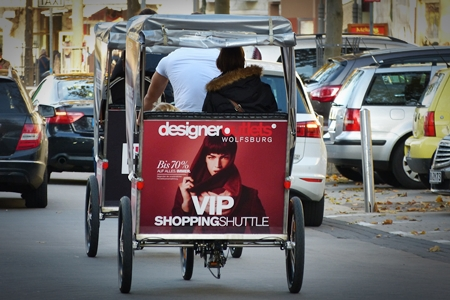 VIP Shopping Shuttle